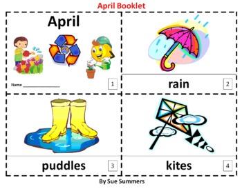 April 2 Booklets - ENGLISH