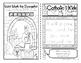 April 2016 Catholic Kids Bulletin with Weekly Saints
