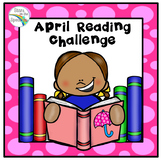 April Activities Reading Challenge