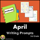 Writing Prompts April 3rd Grade Common Core