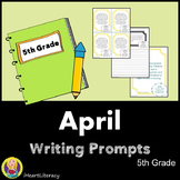 Writing Prompts April 5th Grade Common Core