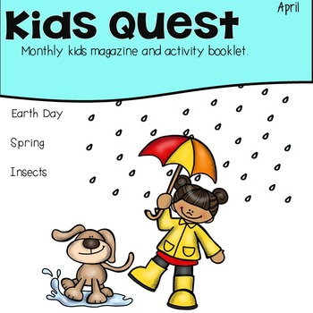 April Activities for Early Finishers