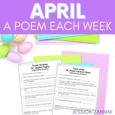 April A Poem Each Week (FREE)