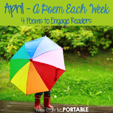 April A Poem Each Week (FREE)