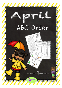April - ABC Order
