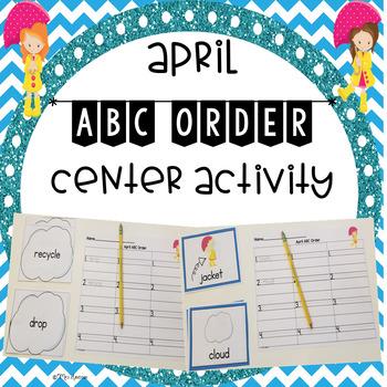 April ABC Order Center