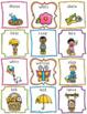 April ABC Order Literacy Center & Worksheets