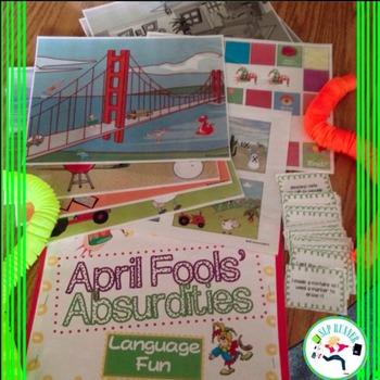 Absurdities!  April Fools' Language
