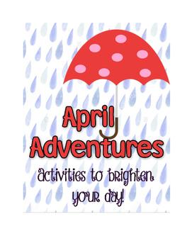 April Activities Across the Curriculum