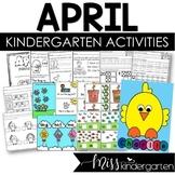 April Activities Bundle