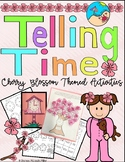 Spring Activities and Craft: Telling Time Mini Unit
