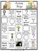 April Activity Bingo