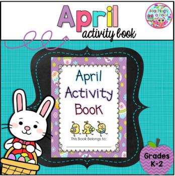 April Activity Book