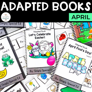 April Adapted Books