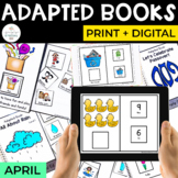 April Adapted Books | Print + Digital Bundle