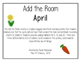 April Add the Room FREE