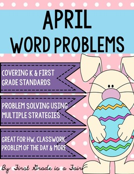 April Word Problems