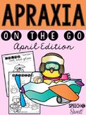 April: Apraxia On the Go