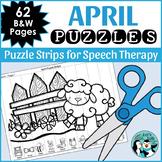 April Articulation Puzzles
