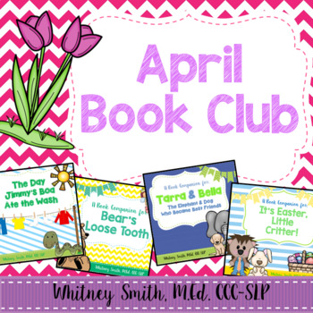 April Book Club Bundle