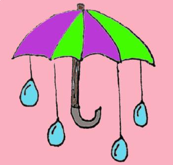 April Showers Book Report