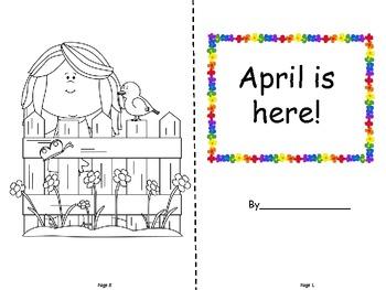 April Booklet