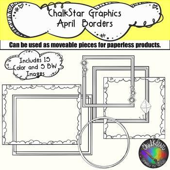 April Borders- Chalkstar Graphics