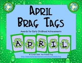 April Brag Tags