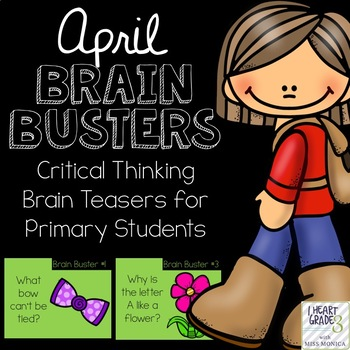 April Brain Busters