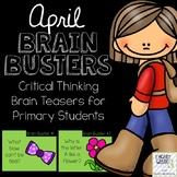 April Brain Busters