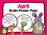 April Brain Power Pops