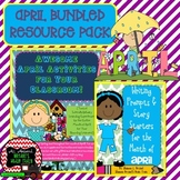 April Bundled Resource Pack