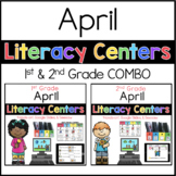 1st 2nd April COMBO Literacy Centers