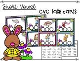 April CVC Task Cards
