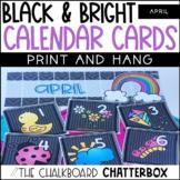 April Calendar Cards