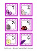 April Calendar Cards by Kinder Tykes