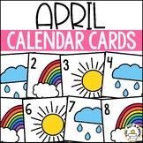 April Calendar EXPANSION PACK
