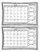 April Calendar Journal