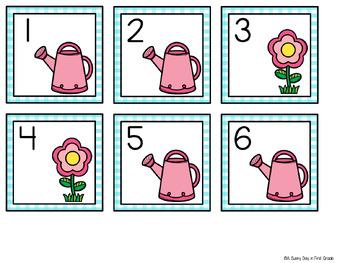 April Calendar Pieces!