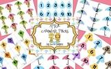 April Calendar Pieces (6 Different Sets)
