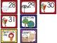 April Calendar Set-Polka Dots