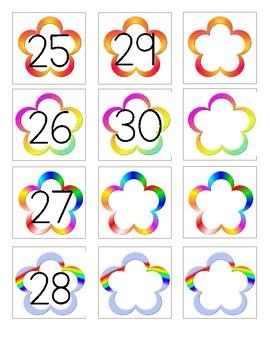 April Calendar Tags
