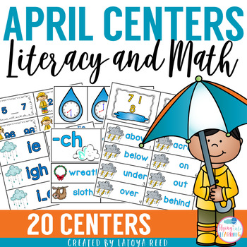 April Centers