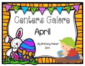 April Centers Galore