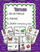 April Centers in Spanish