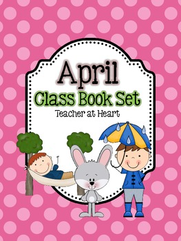 April Class Book Set