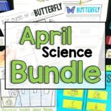 "April ""Click-and-Print"" Science Bundle"