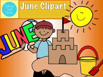 June Clipart