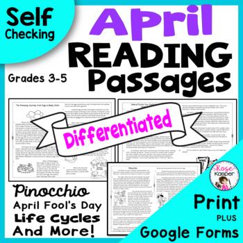 April Close Reading