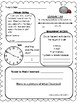 April Common Core Math Journal for Second Grade